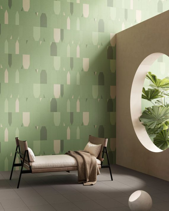 Mix and match surface design by Terzo Piano